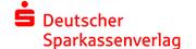 Deutscher Sparkassen Verlag GmbH, D-70565 Stuttgart