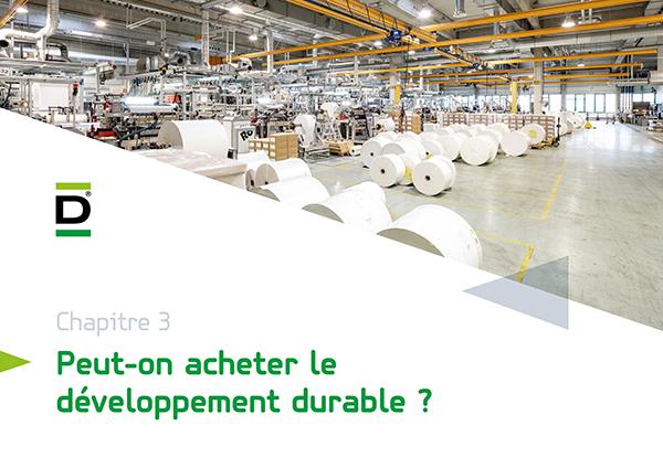 rapport sur le développement durable de DEBATIN | chapitre 3